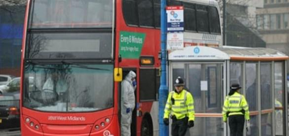 Man arrested over bus killing is sectioned | UK news | The Guardian - theguardian.com