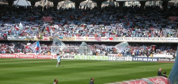 O Municipal de Balaídos recebe o Celta de Vigo-Real Madrid
