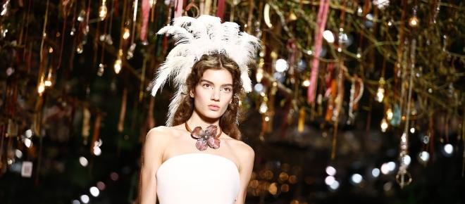 Le premier défilé de Maria Grazia Chiuri pour Dior