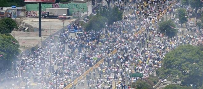 Venezuela: ¿Hasta cuándo las marchas?