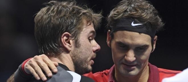 Roger Federer vs Stan Wawrinka in Australian Open's first semifinal
