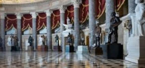 National Statuary Hall FAIR USE aoc.gov Creative Commons