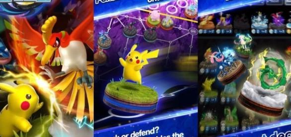 Pokémon Duel se lanza en móviles para romper el mercado