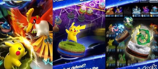 Pokémon Duel: lanzan nuevo juego que superaría a GO y Yugioh Links en móviles