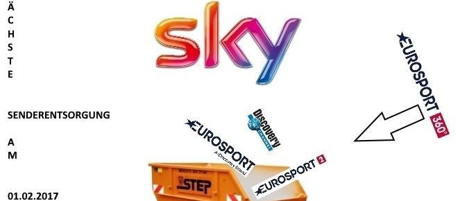 Sky Abonnenten sehen bald weniger: Discovery droht mit Abschaltung!