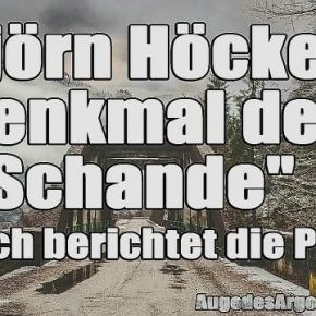 Kann Höcke zum deutschen Trump werden? Lesen Sie den Bildergallerie-Text. YouTube-Bildfenster