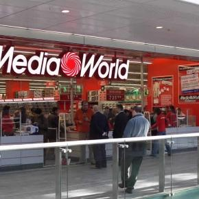 """Risultati immagini per MediaWorld volantino e offerte febbraio 2017: """"San Volantino"""" e la corsa dei 100 secondi"""