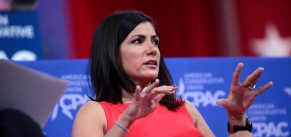 Dana Loesch at CPAC via Wikimedia Commons