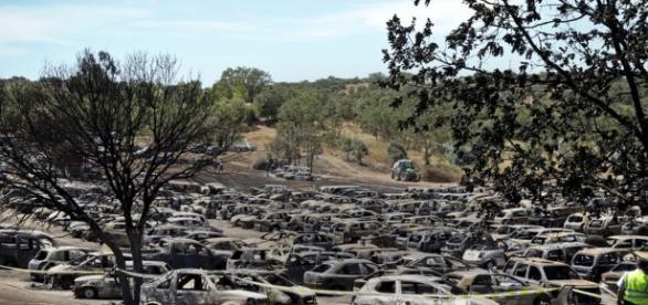 Festival Andanças: Arquivado inquérito ao incêndio no estacionamento