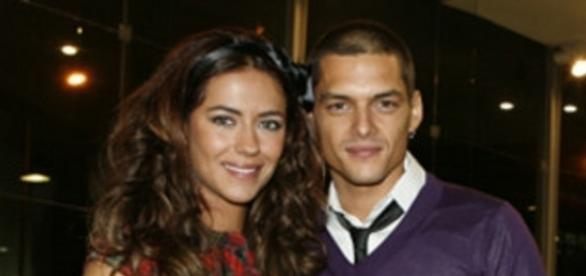 Sofia Ribeiro e Nuno Janeiro já foram namorados.