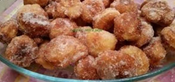 La ricetta delle sfinci siciliane fritte.