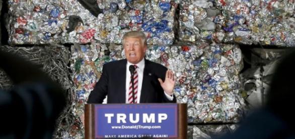 Trump Unveils Jobs Plan, Takes Aim at Clinton - voanews.com