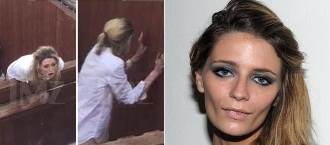 Mischa Barton fue internada en un psiquiátrico