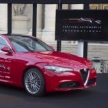 L'Alfa-Romeo Giulia, elue plus belle voiture de l'année