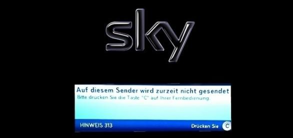 Hinweis 313 könnte bei allen Eurosport-Kanälen und Discovery Channel auf Sky bald kommen