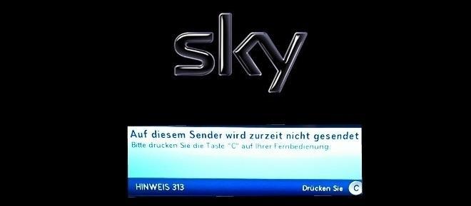 Sky Zoff mit Discovery: Ab 1. Februar droht der schwarze Bildschirm!