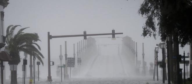Etats-Unis : la côte Est menacée par la montée des eaux