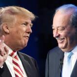 Se reúnen Trump y Slim en Florida | Nortedigital - nortedigital.mx