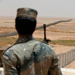 Abschottung: Saudi-Arabien baut Fünffach-Zaun