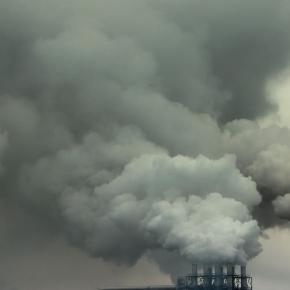 Smog to nienaturalne zjawisko atmosferyczne (fot. tvn24.pl)