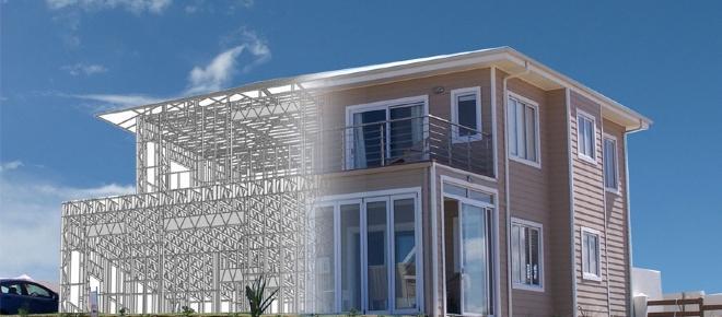 Sistema construtivo Steel Frame - Brasil