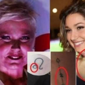 Xuxa e Sasha - Imagem/Google/BN