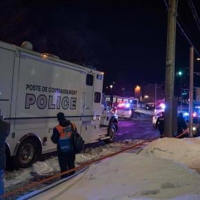 Attentat à Québec: le terrorisme aux portes du Canada
