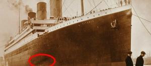 Titanic Afunda por causa de incêndio, veja o vídeo em tempo real do naufrágio