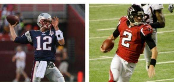 It's a fight to the finish between the Pats and the Falcons in Sunday's Super Bowl. boattrader.com