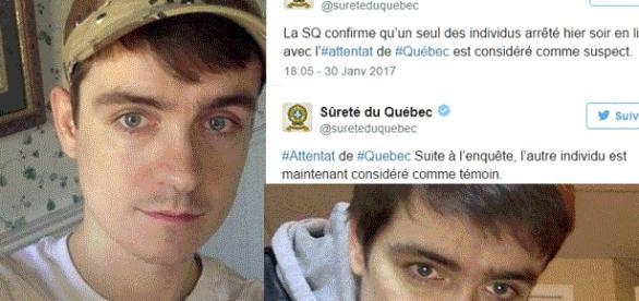 Pour la police et la justice québécoise, Alexandre Bissonnette est désormais le seul mis en cause dans l'attentat de la mosquée de Québec