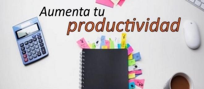 Aumenta la productividad en tu empresa