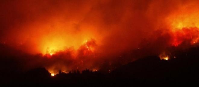 Chile es el país de Sudamérica que más incendios registra