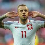 Kamil Grosicki jest kluczową postacią polskiej kadry