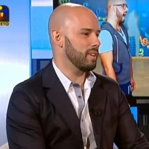 Ricardo Soler foi segundo classificado na terceira edição de Operação Triunfo