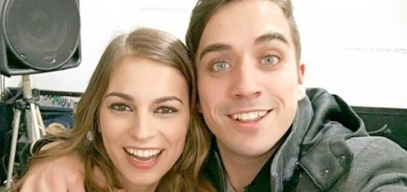 Benedita Pereira e Diogo Martins são namorados em ficção da RTP1