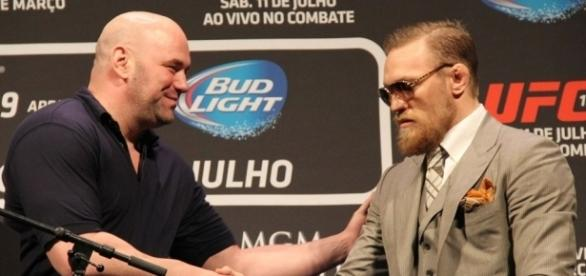 Dana White : Conor McGregor approved for UFC 200 - fightsday.com