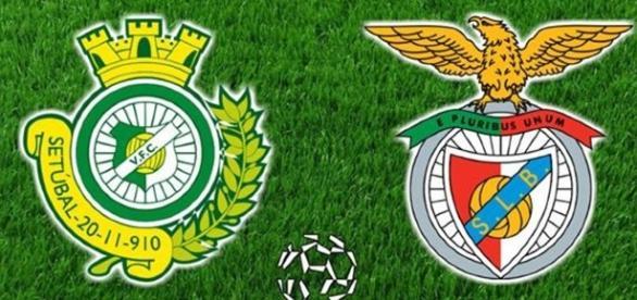 V.Setúbal venceu Benfica no estádio do Bonfim