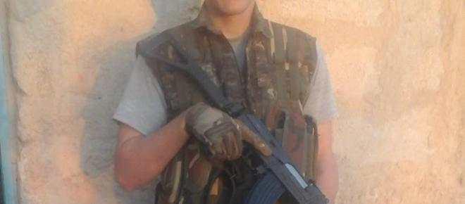 Luchador británico contra Daesh se suicida para evitar ser capturado