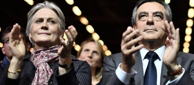La investigación a la mujer de Fillon lleva a la policía al Parlamento