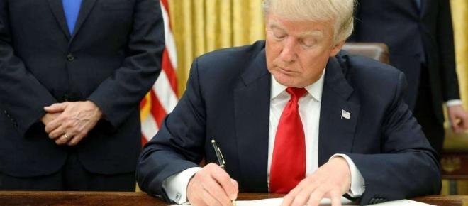 Los que están a favor del veto a los inmigrantes