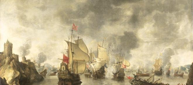 Wojna bakteriologiczna między Wenecjanami a Osmanami w XVII wieku