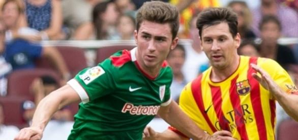 Athletic Bilbao e Barcelona têm-se defrontado nestas últimas épocas em várias competições em Espanha