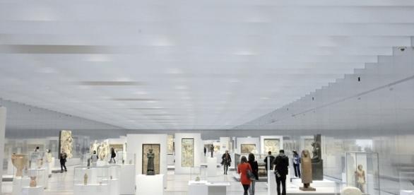 Musée Louvres-Lens, faible augmentation des visiteurs en 2016
