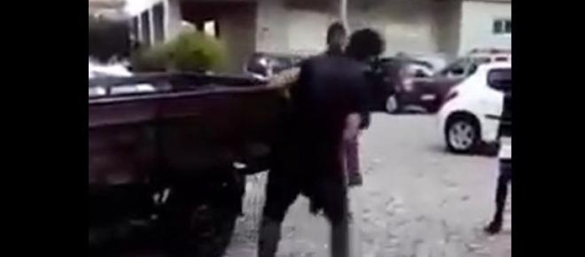 Rapaz foi vítima de agressões violentas por parte de um grupo de jovens em Almada