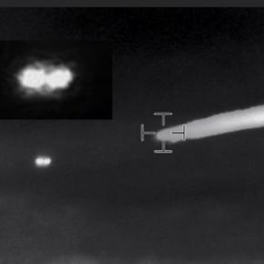 Objeto filmado por militares foi estudado pelas autoridades durante dois anos (CEFAA)