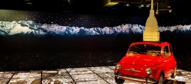 Oda a Turín: la ciudad más bella de Italia