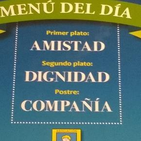 Menú del día en Robin Hood de Madrid