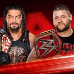 "Roman Reigns is in for some trouble on ""Monday Night Raw."" - WWE"