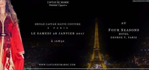 Caftan Du Maroc Premium Signature - Four Seasons Hotel, George V, Paris