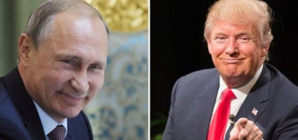Donald Trump 'honoured' by Vladimir Putin's compliments - BBC News - bbc.com